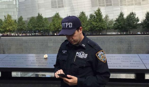 New York polisine özel akıllı telefon üretildi