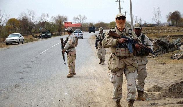 Afganistan'da Taliban'ın gölge valisi yakalandı