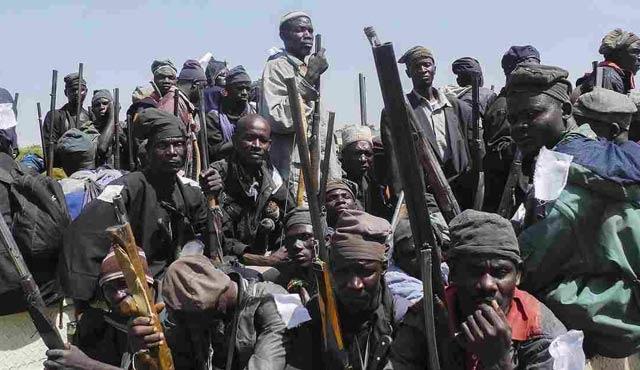Boko Haram üyesi bin 450 kişi hapiste