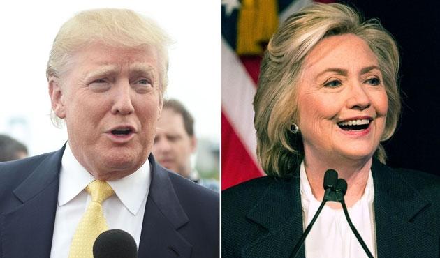 Clinton ve Trump Wisconsin'de kaybetti