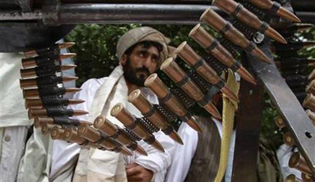 Afganistan'da bir ilçe Taliban'dan alındı