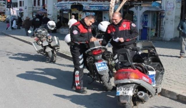 İzmir polisine nöbet yasakları yolda