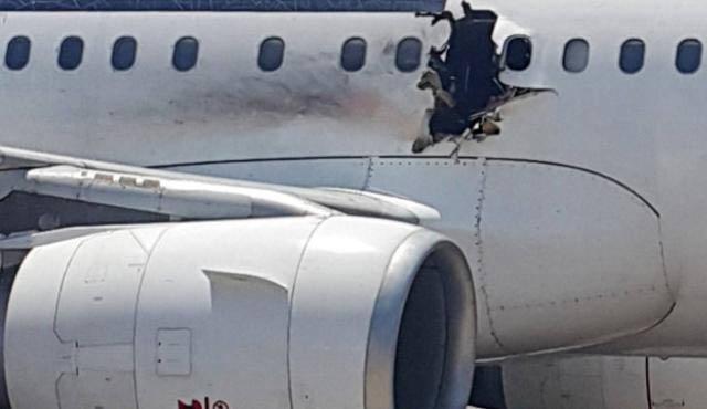 Somali'de uçak saldırganlarına müebbet hapis