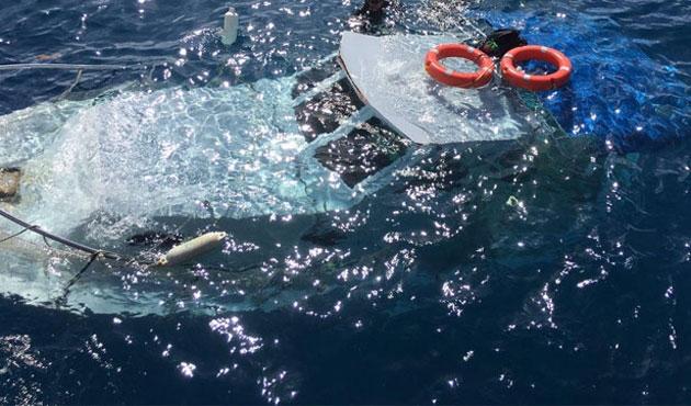 İstanbul'da balıkçı teknesi battı: 2 ölü, 2 kayıp