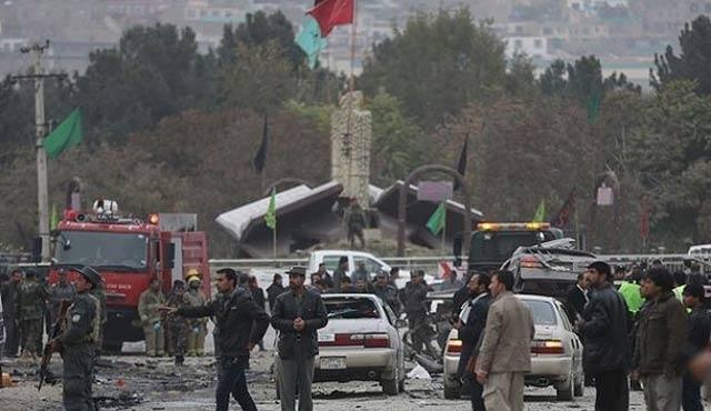 Afganistan'da istihbarat mensuplarına saldırı