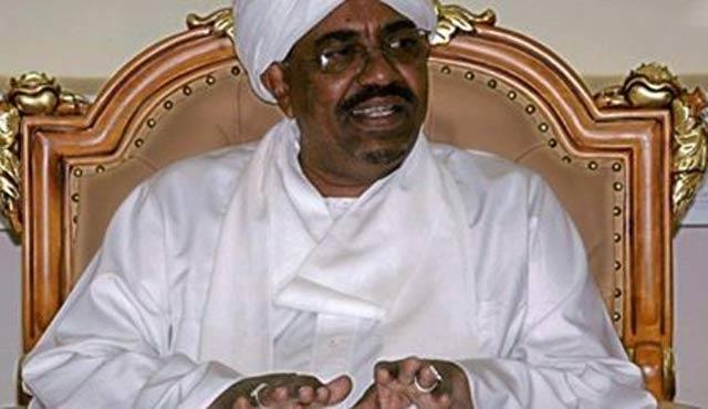 Sudan lideri Beşir ABD'den vize istedi