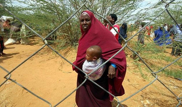 Somali'de 'yetersiz beslenme' sorunu