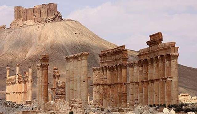 Esad'a Palmira için bir tebrik de İran'dan