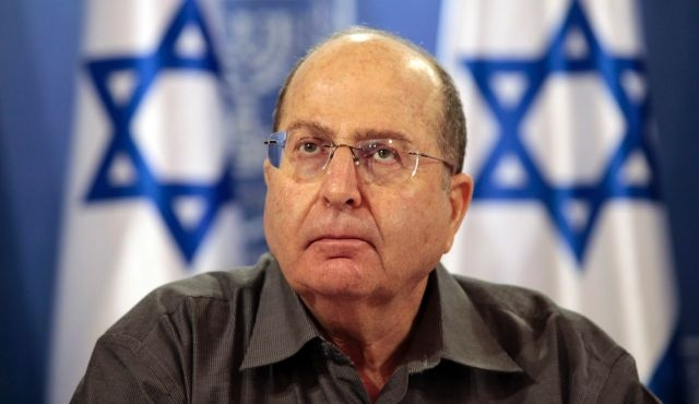 İsrailli bakan Yaalon istifa etti