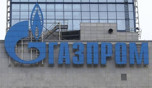 Gazprom'dan enerji ithalatı yüzde 18 düştü