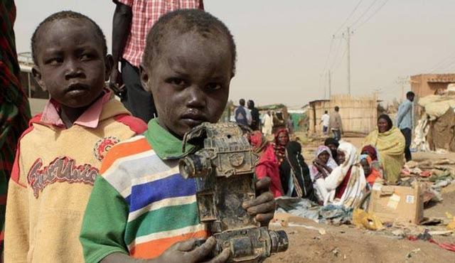 Hartum, Güney Sudanlı sığınmacılarla sorunlu