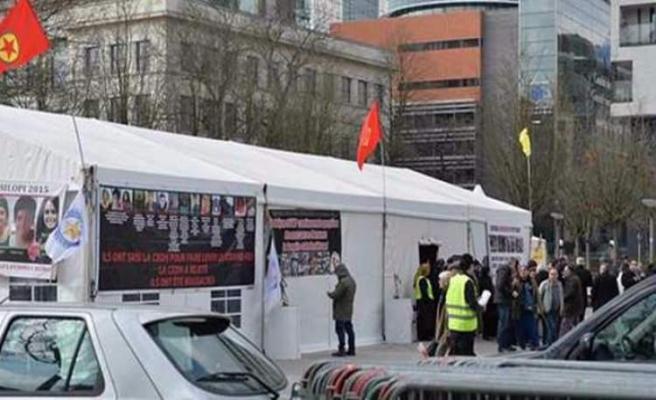 Terör örgütleri Brüksel'i mesken edindi