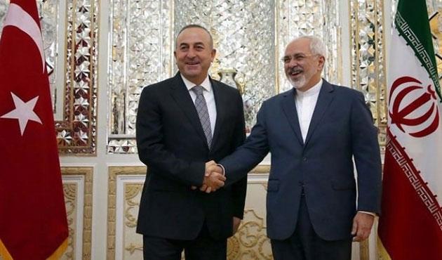 Bakan Çavuşoğlu İranlı mevkidaşı ile görüştü