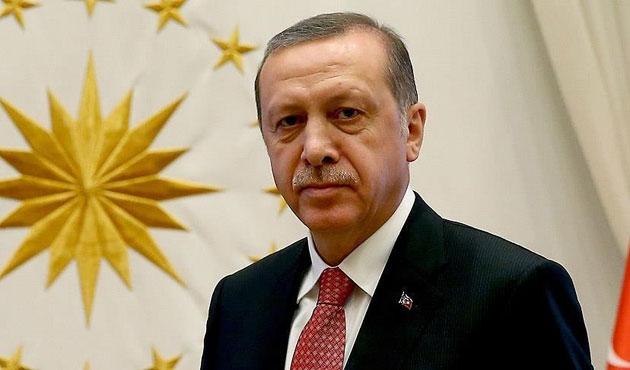 Erdoğan, İsrail Cumhurbaşkanı Rivlin ile görüştü