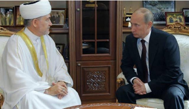 Moskova Merkez Camii'nde Kur'an-ı Kerim etkinliği