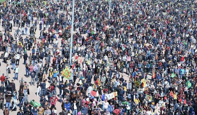 Diyarbakır'da Nevruz sonrası gerginlik