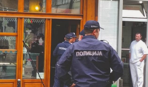 Sırbistan'da uyuşturucu kartellerine operasyonu