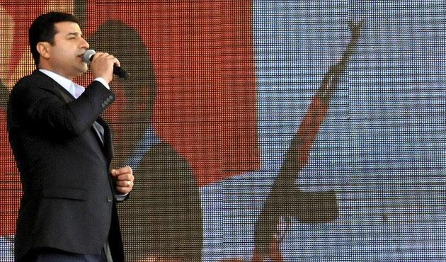Demirtaş, Erdoğan'a hakaretten tazminat ödeyecek