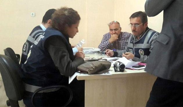 Aydın'da yerel gazeteye 'paralel' operasyonu