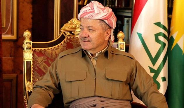 Barzani de PYD'yi PKK ile eş tuttu