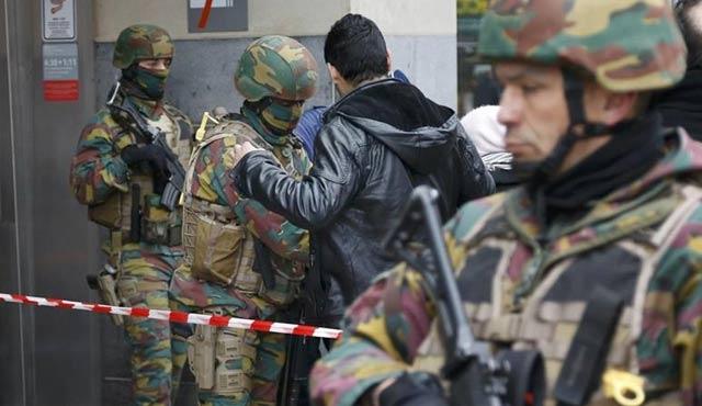 Belçika'da 4 kişiye IŞİD gözaltısı