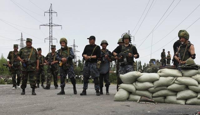 Özbek-Kırgız sınır gerginliği için Moskova devreye girdi
