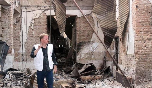 Afganistan NATO yeni komutanı göreve özürle başladı