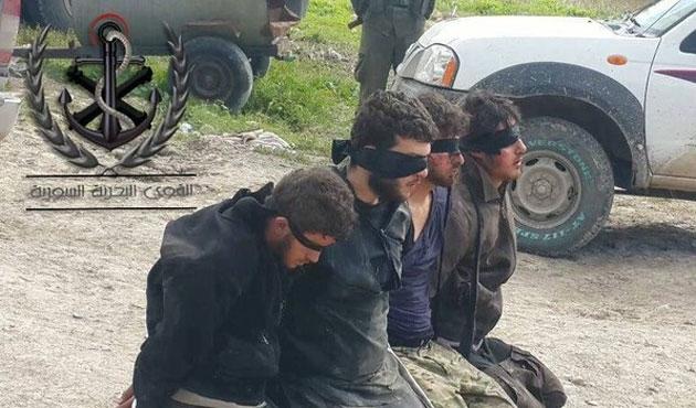 Rus helikopterini düşüren ÖSO üyeleri yakalandı