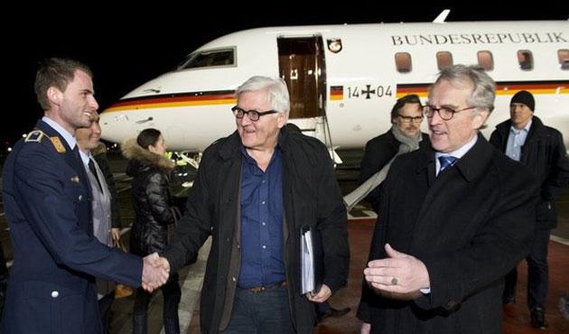Almanlar başbakan olarak Steinmeier'i istiyor