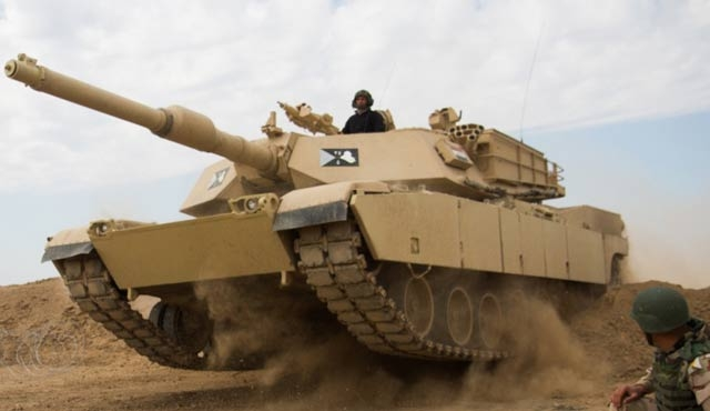 Irak ordusu Musul harekatını başlattı