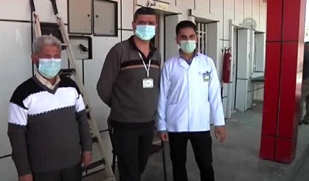 IŞİD'in kimyasalla yaraladığı Türkmenler Ankara'da