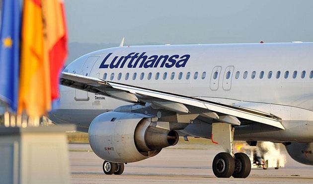 Lufthansa'da yine grev