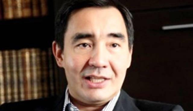 Eski Kırgız liderin aranan damadı yakalandı