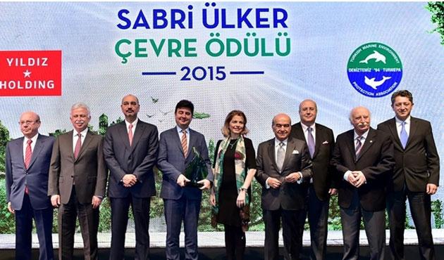 Sabri Ülker Çevre Ödülü açıklandı