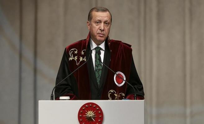 Erdoğan şimdi de Rusya'yı uyardı