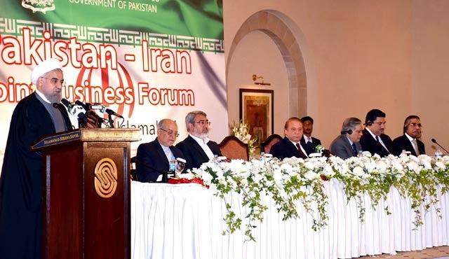 Ruhani'nin Pakistan ziyaretinden altı anlaşma çıktı