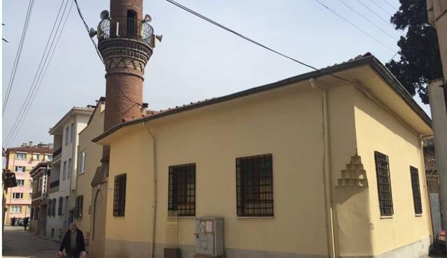 200 yıllık mushaf camiden çalındı