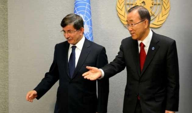 Başbakan Davutoğlu, Ban'la görüşecek