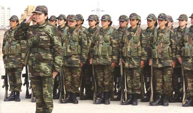 Kadınlara da askerlik yolu açılıyor