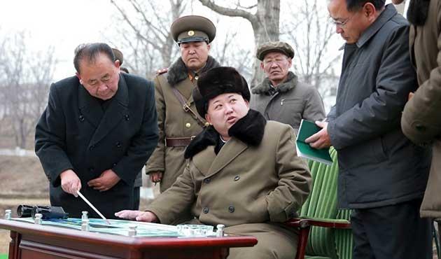 Kuzey Kore liderine suikast için gelenler yakalandı