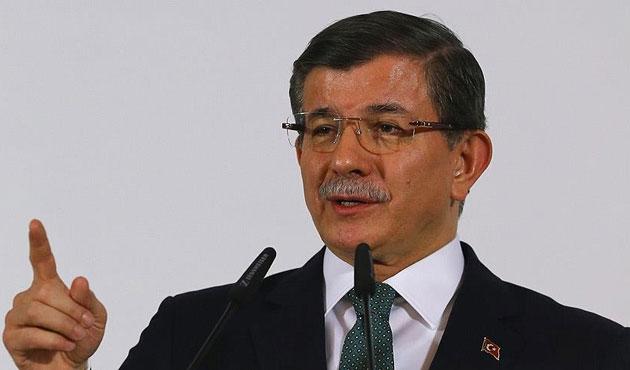 Başbakan Davutoğlu Ürdün ziyaretini tamamladı