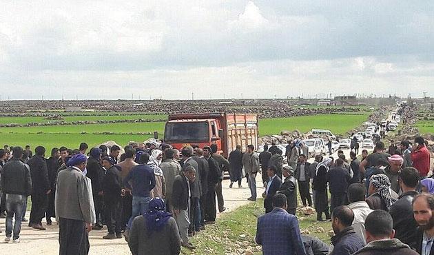 PKK'lılar kendilerine direnen muhtarı katletti