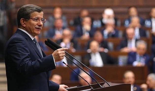 Davutoğlu'ndan HDP'ye terör repkisi