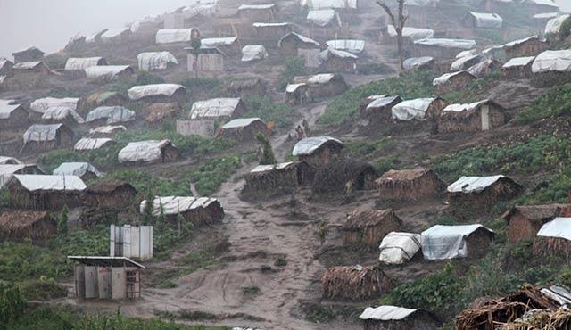 Demokratik Kongo'da çatışma