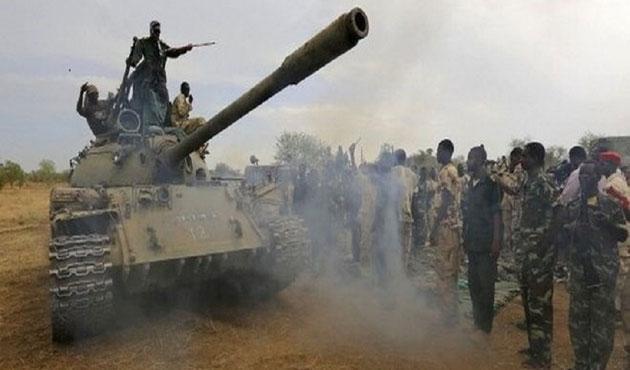 Sudan altı bölgeyi isyancılardan geri aldı