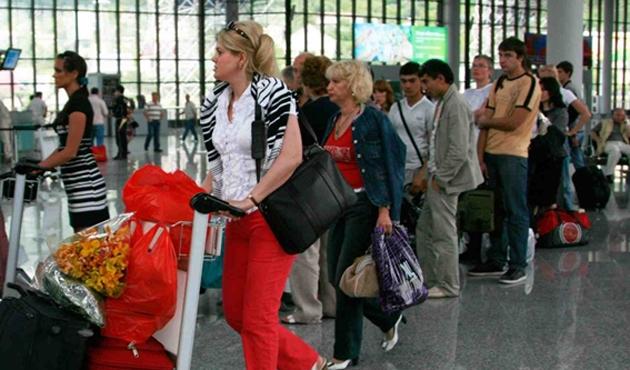 Turizmde Rusya'nın yerini Ukrayna alıyor