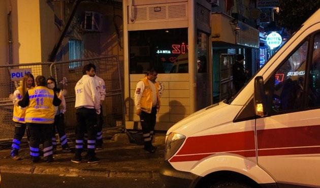 Polis merkezinde kavga; bir ölü, iki yaralı