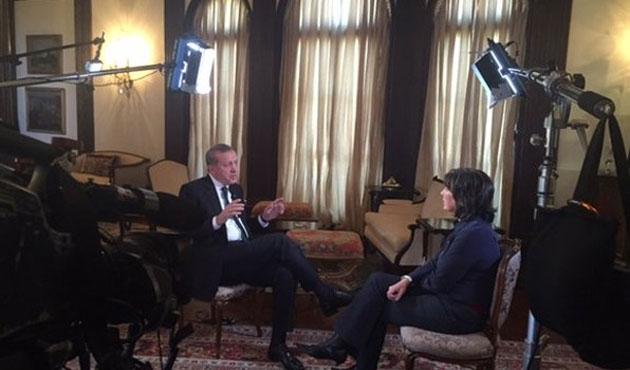 Erdoğan: Batı bizi yalnız bıraktı