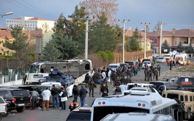 Diyarbakır saldırganının kimliği belli oldu