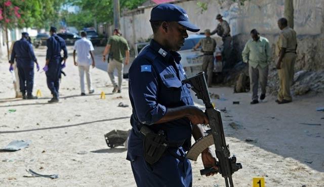 Somali'de otele intihar saldırısı: 6 ölü